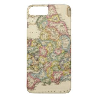 Coque iPhone 7 Plus L'Angleterre et le Pays de Galles