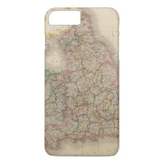 Coque iPhone 7 Plus L'Angleterre et le Pays de Galles 3