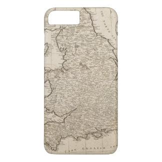 Coque iPhone 7 Plus L'Angleterre et le Pays de Galles 6