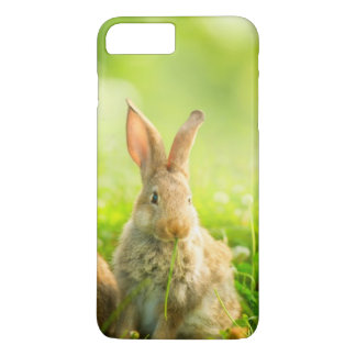 Coque iPhone 7 Plus Lapins de Pâques