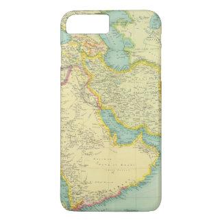 Coque iPhone 7 Plus L'Asie du sud-ouest