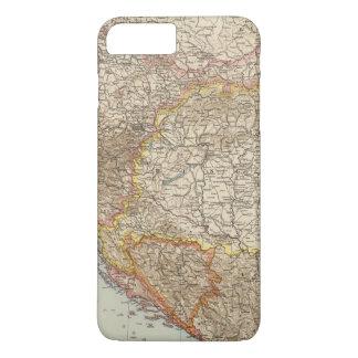 Coque iPhone 7 Plus L'Autriche Hongrie 2