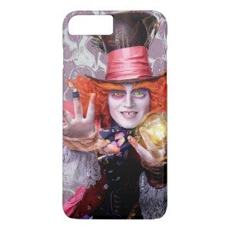 Coque iPhone 7 Plus Le chapelier fou | vous avez tous 2 ans fous