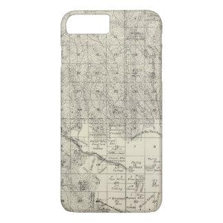 Coque iPhone 7 Plus Le comté de Fresno, la Californie 17