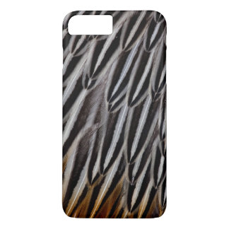 Coque iPhone 7 Plus Le coq de jungle fait varier le pas du plan