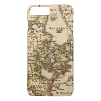Coque iPhone 7 Plus Le Danemark et l'Islande 2