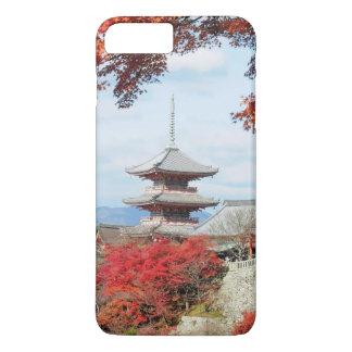 Coque iPhone 7 Plus Le Japon, Kyoto. Temple de Kiyomizu dans la