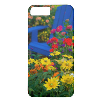 Coque iPhone 7 Plus Le jardin conçoit dans notre jardin Sammamish, 3