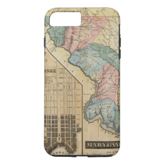 Coque iPhone 7 Plus Le Maryland 8