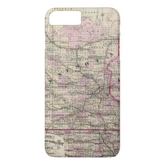 Coque iPhone 7 Plus Le Minnesota 9