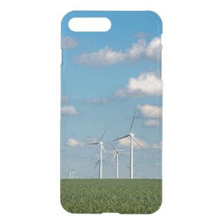 Coque iPhone 7 Plus Le Minnesota, Dexter, ferme de vent grande de pré