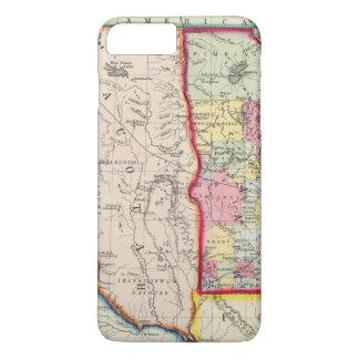Coque iPhone 7 Plus Le Minnesota, et Dacotah