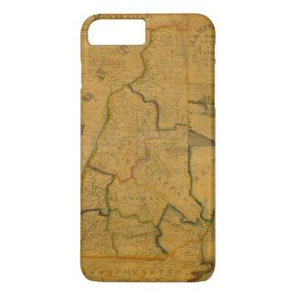 Coque iPhone 7 Plus Le New Hampshire 4