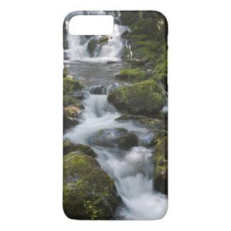 Coque iPhone 7 Plus Le Nouveau Brunswick, Canada. Dickson tombe dans