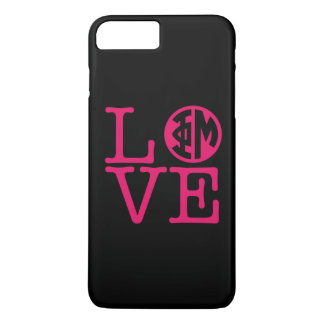 Coque iPhone 7 Plus Le phi MU aiment