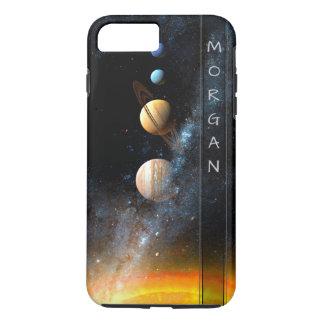 Coque iPhone 7 Plus Le système solaire