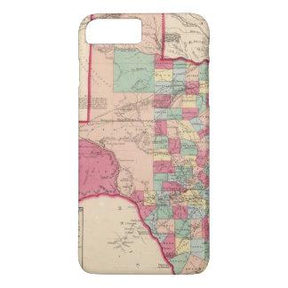 Coque iPhone 7 Plus Le Texas 10