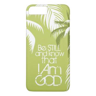 Coque iPhone 7 Plus L'écriture sainte soit toujours et sait que je
