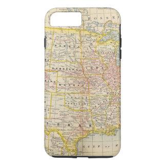Coque iPhone 7 Plus Les Etats-Unis 4
