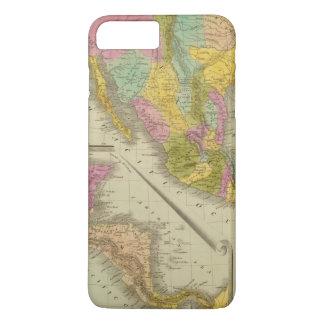 Coque iPhone 7 Plus Les Etats-Unis du Mexique