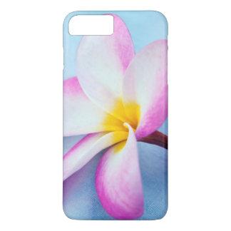 Coque iPhone 7 Plus Les Etats-Unis, Hawaï, Oahu, Plumeria fleurissent