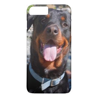 Coque iPhone 7 Plus Les Etats-Unis, la Californie. Sourire de