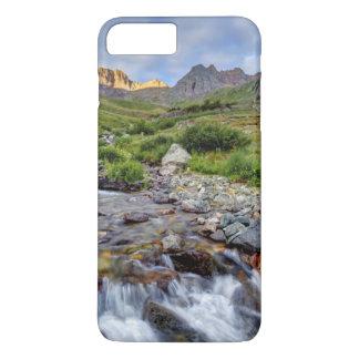 Coque iPhone 7 Plus Les Etats-Unis, le Colorado. Lever de soleil sur