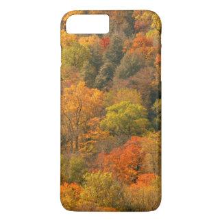 Coque iPhone 7 Plus Les Etats-Unis, Tennessee. Feuillage d'automne 2