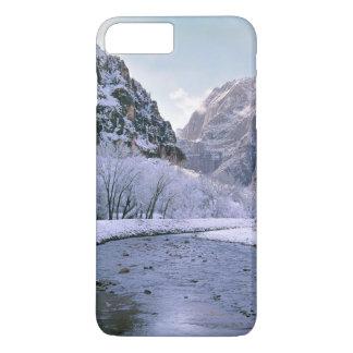 Coque iPhone 7 Plus Les Etats-Unis, Utah, Zion NP. Nouveaux