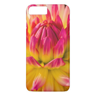 Coque iPhone 7 Plus Les Etats-Unis, Washington. Détail de fleur de