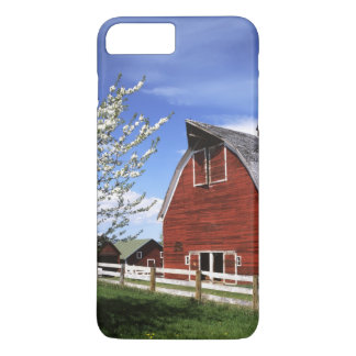 Coque iPhone 7 Plus Les Etats-Unis, Washington, Ellensburg, grange