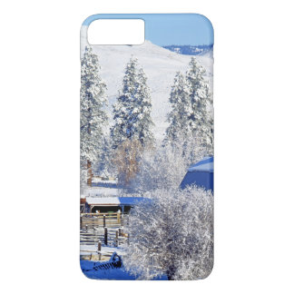 Coque iPhone 7 Plus Les Etats-Unis, Washington, vallée de Methow,