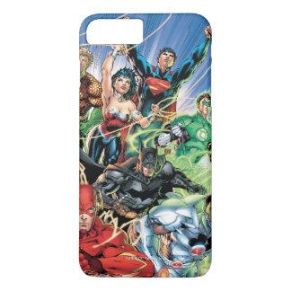 Coque iPhone 7 Plus Les nouveaux 52 - ligue de justice #1