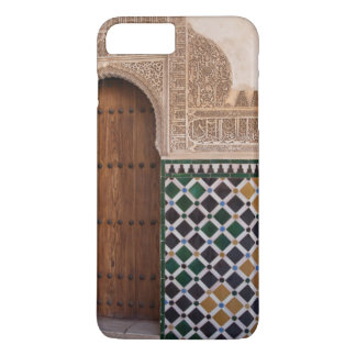 Coque iPhone 7 Plus L'Europe, Espagne, Andalousie, Grenade, Alhambra