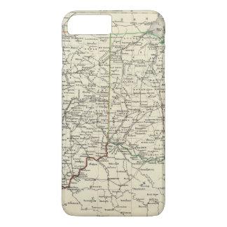 Coque iPhone 7 Plus L'Indiana et l'Ohio