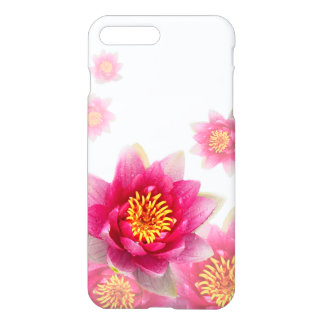 Coque iPhone 7 Plus Lis roses