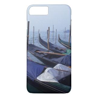 Coque iPhone 7 Plus L'Italie, Venise. Gondoles