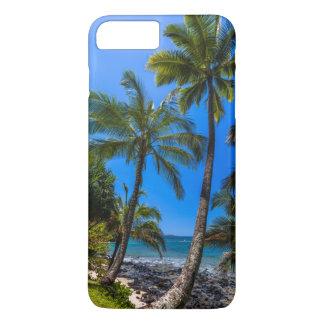 Coque iPhone 7 Plus Littoral tropical 2