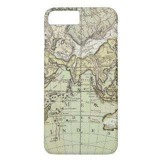Coque iPhone 7 Plus L'Océan Indien