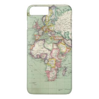 Coque iPhone 7 Plus L'Océan Indien, l'Océan Atlantique