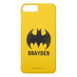 Coque iPhone 7 Plus Logo de filet du symbole | de Batman