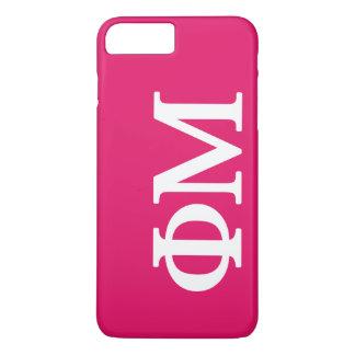 Coque iPhone 7 Plus Logo de la MU Lil de phi grand