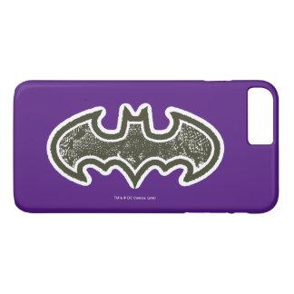 Coque iPhone 7 Plus Logo du symbole | Nouveau de Batman