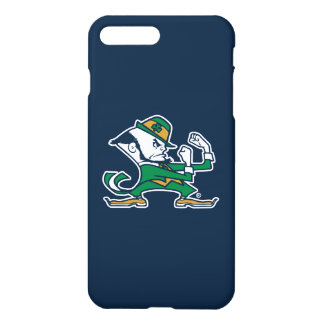Coque iPhone 7 Plus Logo irlandais de combat de lutin de Notre Dame |
