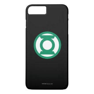 Coque iPhone 7 Plus Logo vert 13 de lanterne
