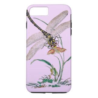 Coque iPhone 7 Plus Magie de libellule