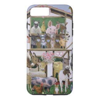 Coque iPhone 7 Plus Maison de théâtre animale