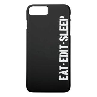 Coque iPhone 7 Plus Mangez éditent le sommeil