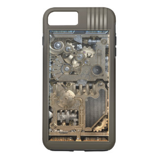 Coque iPhone 7 Plus Mécanisme de Steampunk