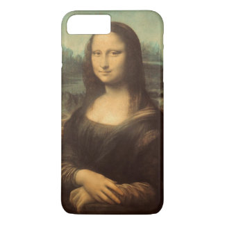 Coque iPhone 7 Plus Mona Lisa par Leonardo da Vinci